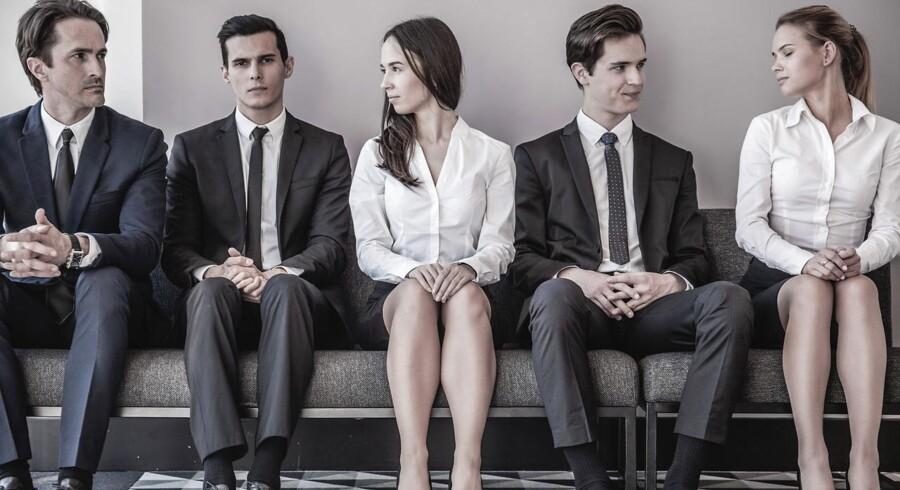 Arkivfoto. Jobannoncer har efterhånden meget lange lister over de faglige kompetencer og personlige egenskaber, en kandidat skal være i besiddelse af. Virksomhederne må indse, at 100 procent-kandidaten ikke findes.