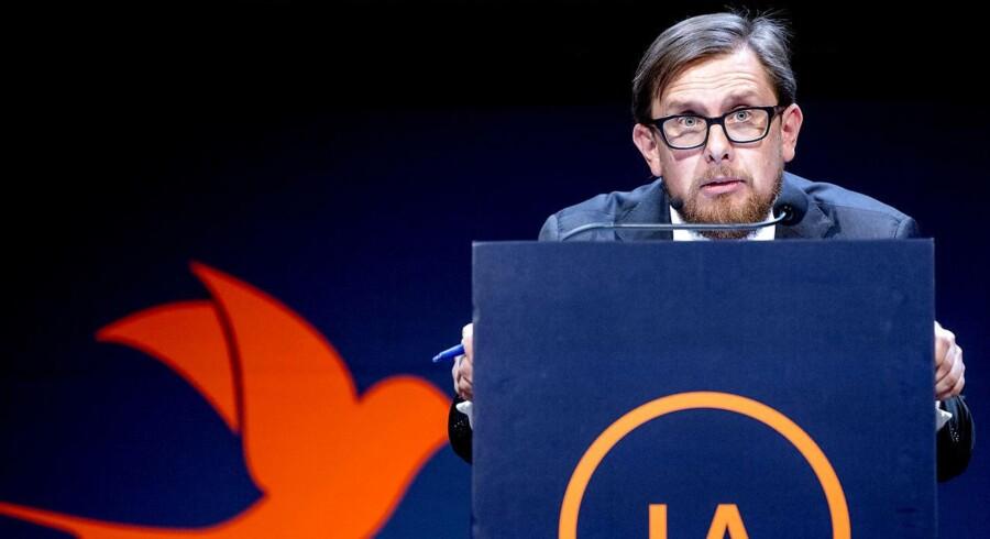 I ugens løb måtte økonomi- og indenrigsminister, Simon Emil Ammitzbøll-Bille, opgive at lande en aftale om den økonomiske udligning mellem kommunerne.