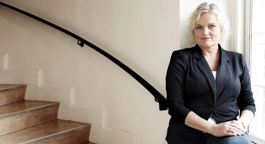 Elisa Bergmann, formand for pædagogernes fagforbund BUPL.
