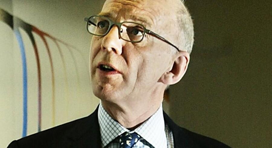 Hans Munk Nielsen bliver ny formand i Parken.