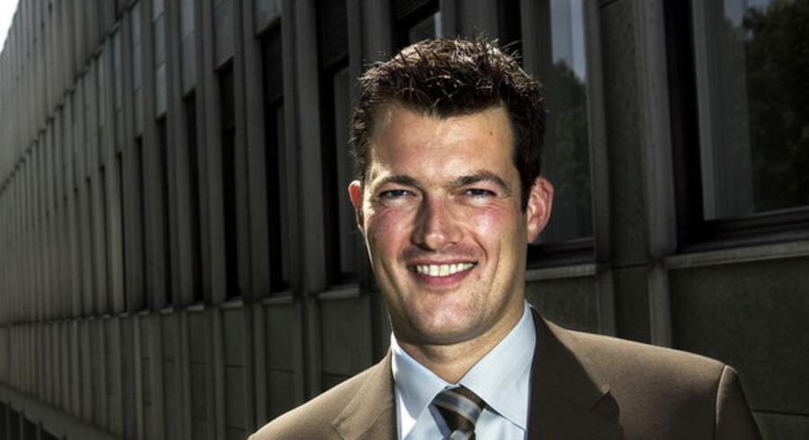 Jesper Lien, der de seneste måneder har siddet som konstitueret direktør for Coop, bliver afløst af en ny direktør inden for få uger.