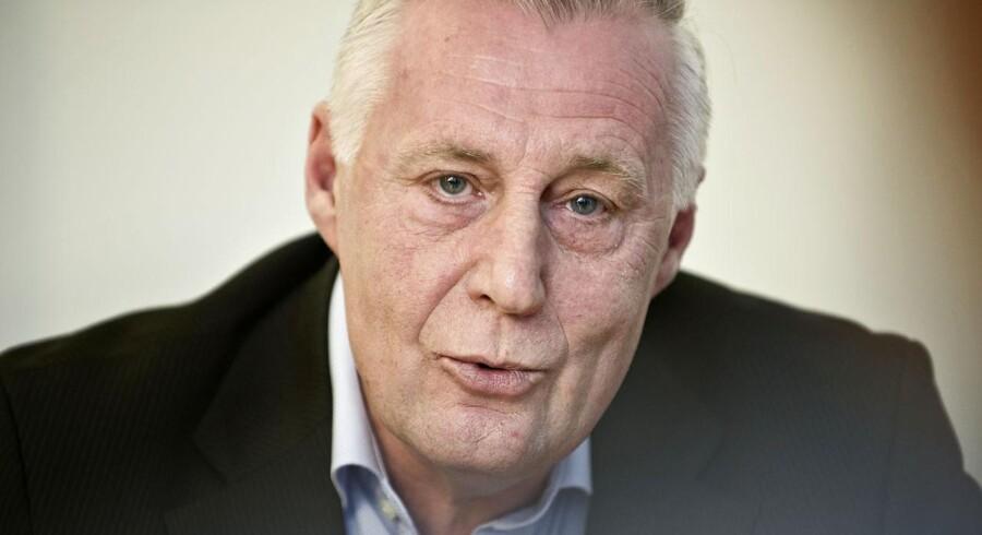 Transportminister Henrik Dam Kristensen (S). Arkivfoto