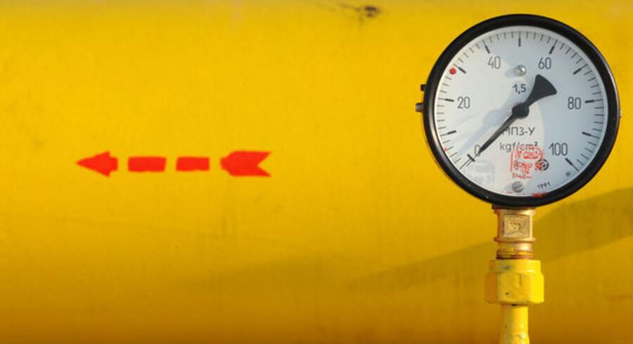 Det mislykkedes nytårsaftensdag for Rusland og Ukraine at få en aftale i stand om gasforsyningerne, og derfor skærer russerne fra torsdag morgen i leverancerne til Kiev. Foto: Sergei Supinsky