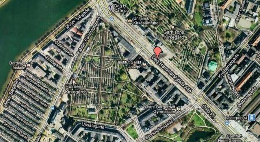 Nokia er klar til at udfordre Googles Street View med sine 3D-kort fra Ovi Maps.