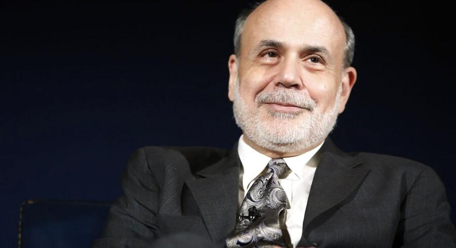 Hvad har Ben Bernanke i ærmet til onsdagens pressemøde? Uenigheden er stor blandt analytikere.