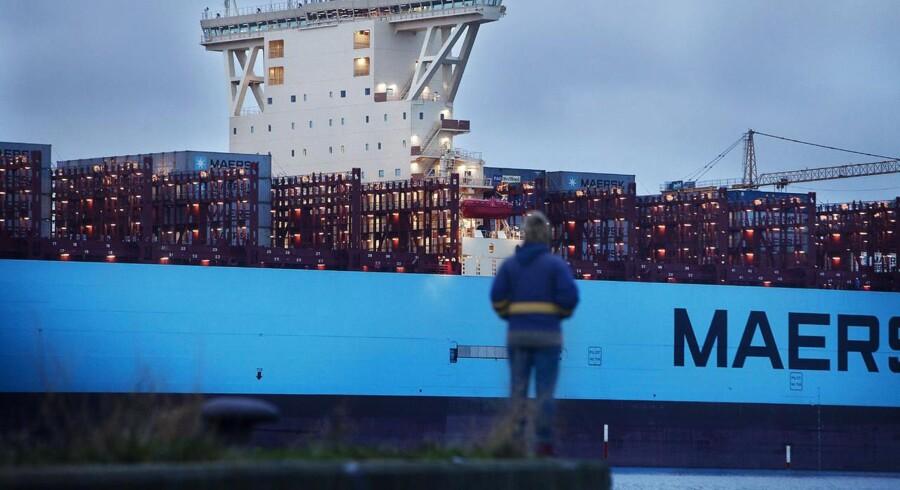 Maersk Line forsøger endnu en gang at hæve priserne på fragt af containere over verdenshavene.