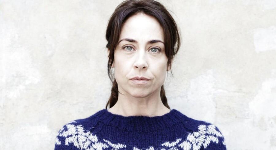 Sofie Gråbøl som Sarah Lund i Forbrydelsen lll.