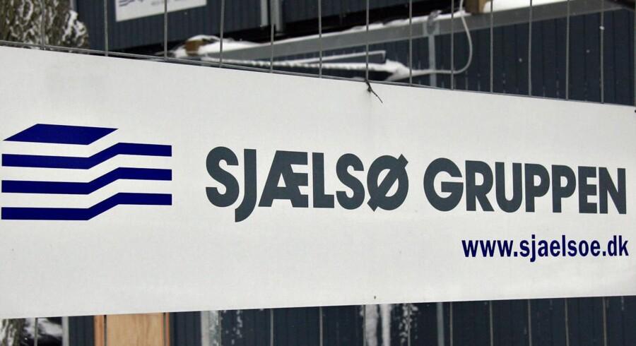 Den hårdt pressede ejendomsselskab Sjælsø Gruppen har vundet udbudskonkurrencen om opførelsen af det nye skolebyggeri til 150 mio. kr.