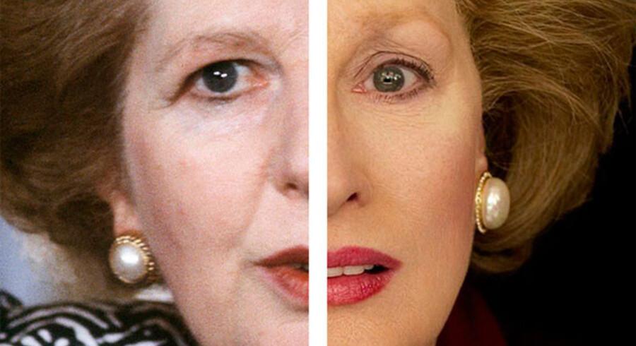 Meryl Streeps skildring af Thatcher i den tankevækkende film The Iron Lady, som har dansk premiere på torsdag er fremragende. Men er det etisk forsvarligt, at bygge en spillefilms handling op omkring en fiktiv udformning af en nulevende politisk skikkelses alderssvækkelse?