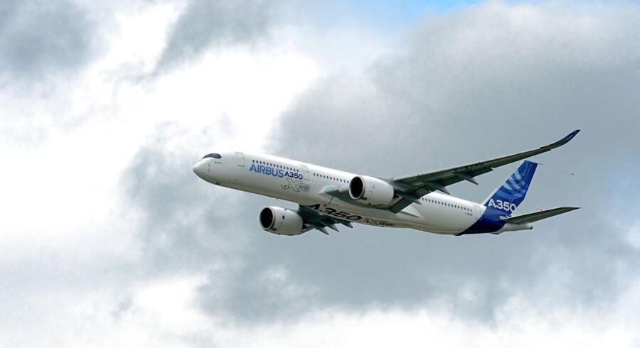 SAS får næsten halv pris på sine nye fly, skriver Dagens Næringsliste.