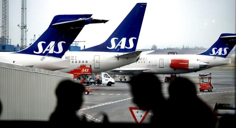 SAS har svært ved at tjene penge og satser på at score millioner på Eurobonus-program.