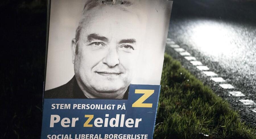 ARKIVFOTO: Per Zeidler, tidligere byrådskandidat for Liberal Alliance