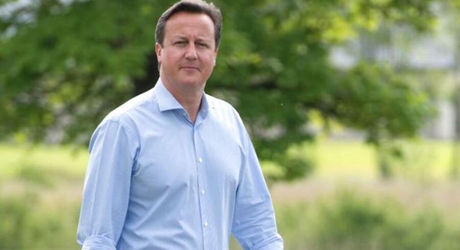 Ifølge Storbritanniens premierminister David Cameron (billedet) er der tale om den største bilaterale aftale i verdenshistorien.