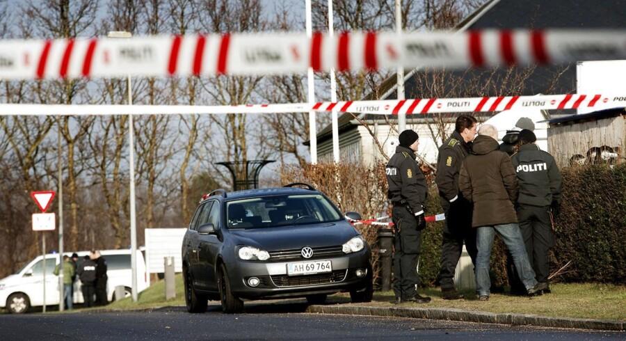 Den 46-årige ejer af firmaet Dækcentralen, der søndag blev fundet død i Slangerup, blev dræbt af en 33-årig ansat i virksomheden, der bagefter tog sit eget liv.