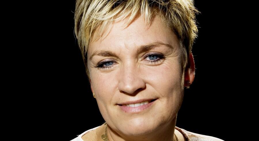 Charlotte Lindholm direktør i Dansk aktionærforening.