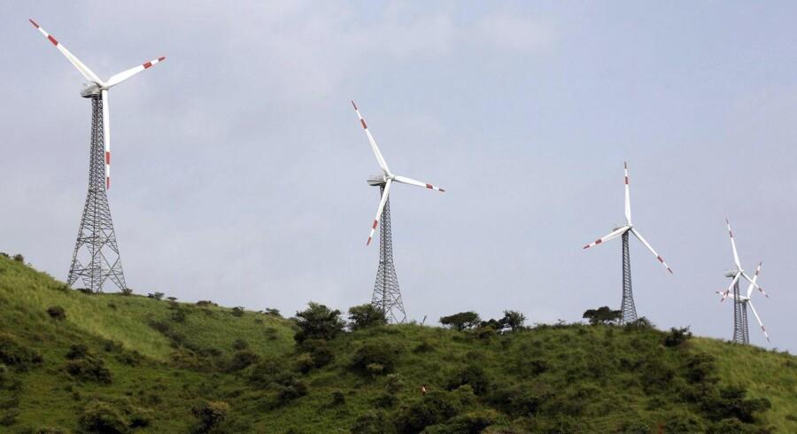 Suzlon vindmøller