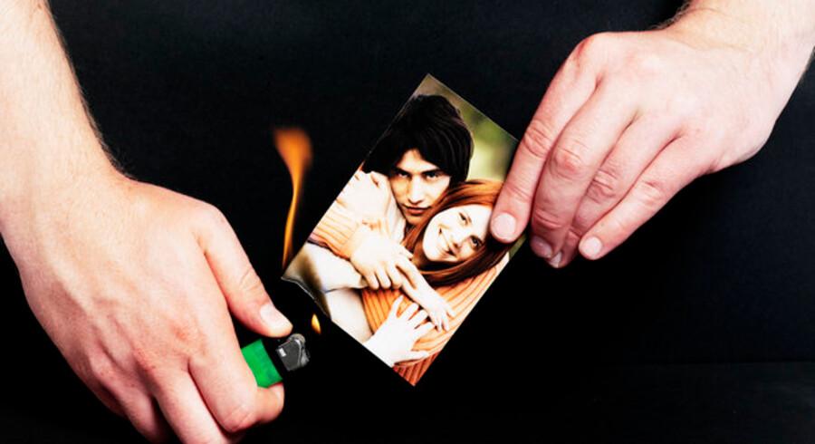 Skilsmisse er en gyser for de fleste mennesker, og det kan være en god ide at søge hjælp.