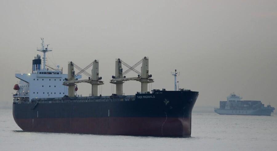 Ifølge Moodys er der for første gang, siden juni 2011, stabile udsigter for den globale skibsfart