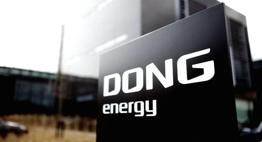 Dong sælger sine aktiver ved verdens største havvindmøllepark