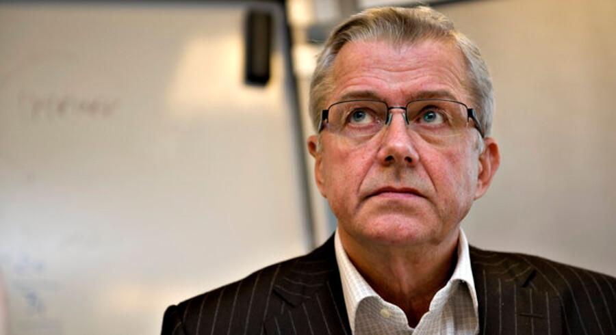 Asger Jensby lånte 28 millioner kroner af Stein Bagger - nu kræver kurator pengene tilbage. Foto: Rune Evensen, Scanpix