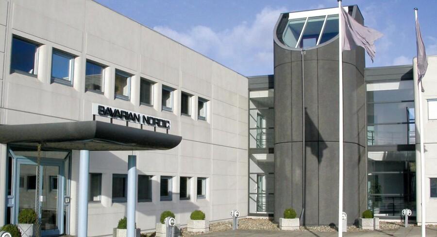 Bavarian Nordic fastholder forventningerne til hele 2013.