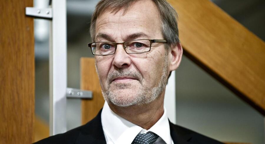 Tidligere erhvervs- og vækstminister Ole Sohn (SF) nu ud, at der ikke kan eller skal skabes flere job på baggrund af offentlige investeringer.