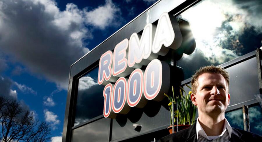 Over 80 pct. af detailhandlens købmænd er mænd, men kvinderne er på vej, siger Rema 1000s adm. dir.