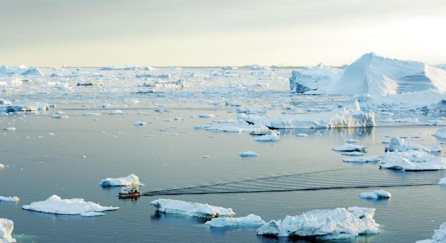 Projektet er det bedste bud på den første store mine i Grønland.