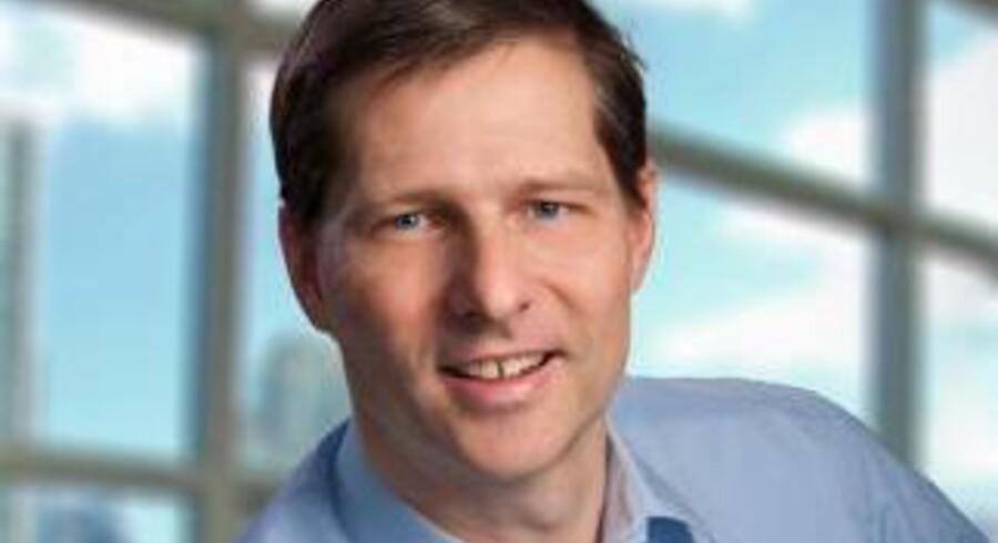 Ud over at Christoph Vogel er ekspert i solenergi, taler han også både engelsk fransk og spansk