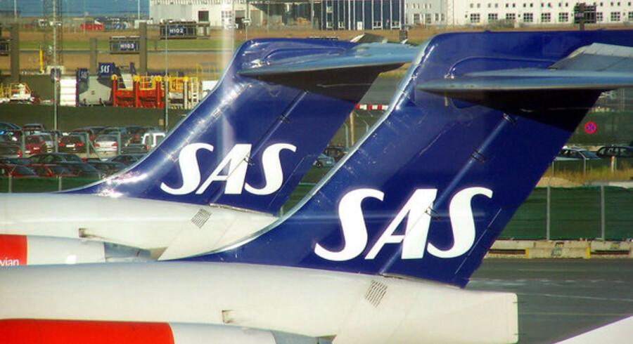 Ofte kan store selskaber som SAS faktisk være billigere end lavprisselskaber.