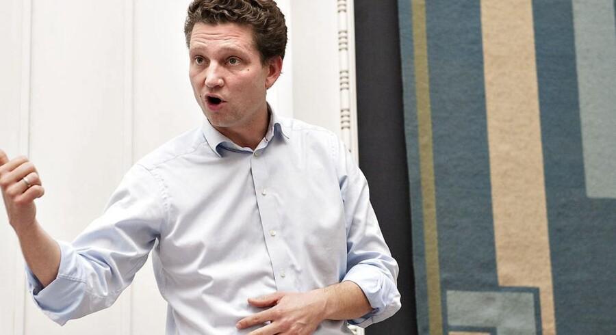 Ole Hækkerup, Socialdemokratiet.