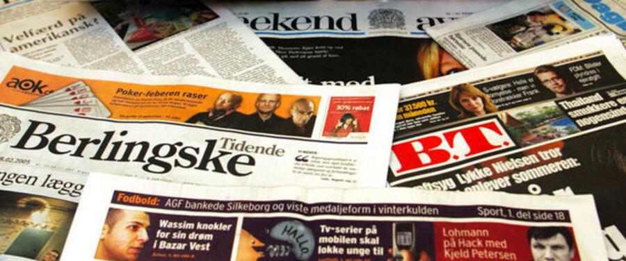 Hvis det står til Skattekommissionen, skal avisudgivere betale moms på avissalg.