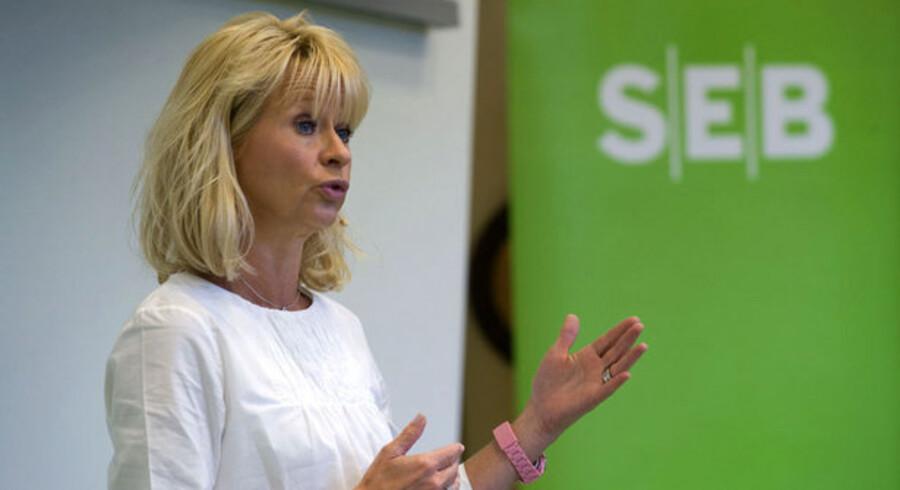 SEB Enskildas aktieanalysechef tjente sidste år mere end dobbelt så meget som storbankens topchef, Annika Falkengren.