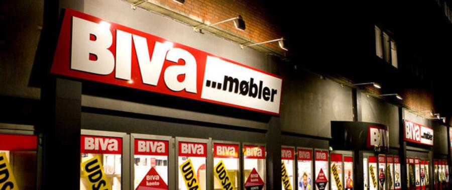 Det er Odin Equity Partners og Dania Capital der i fællesskab ejer møbelkæden Biva