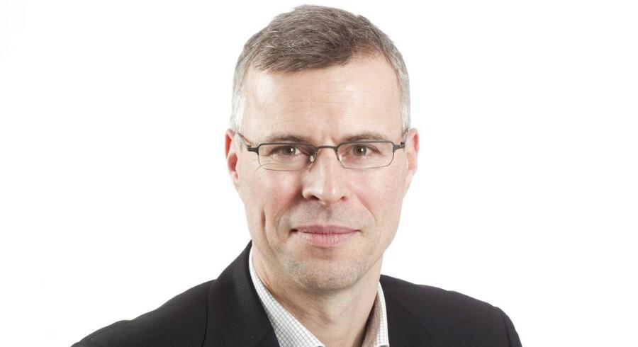 Berlingskes politiske kommentator Thomas Larsen.
