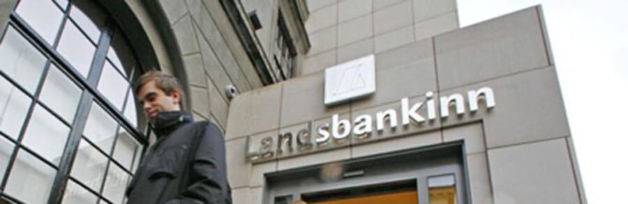 Landsbankinn Bank i Reykjavik