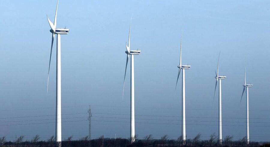 Siemens Wind Power skal levere vindmøller til et gigantisk vindmølleprojekt i staten Iowa