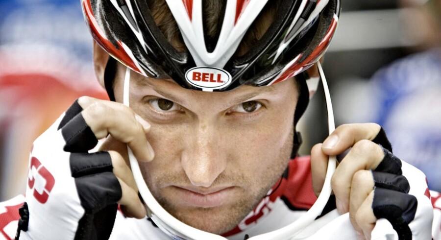 Luke Roberts, her under Tour de France i 2005, skal fremover være sportsdirektør hos danske Team Cult.