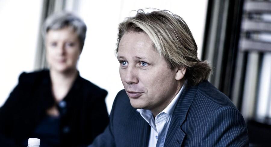 Det er kun den islandske bank Glitnir, der har anmeldt en dansk ejendomsinvestar til politiet. Den var rettet mod Sten Gudes Stones Invest. Ingen af de danske banker har anmeldt nogen for kreditbedrageri.