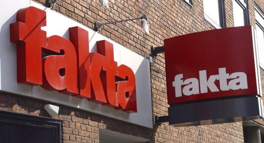 Fakta-kæden forventer at ekspandere med 10 - 12 nye butikker i 2009.