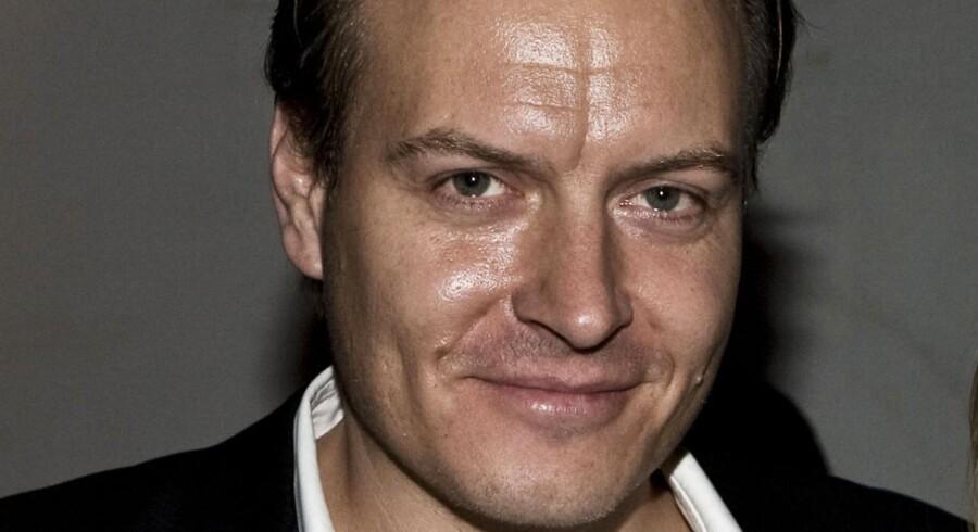 Ekstra Bladet har offentliggjort en telefonsamtale, hvor TV 2-journalist Rasmus Tantholdt angiveligt udpeger Jacob Winther som kilden til den såkaldte lækage-sag. Arkiv.