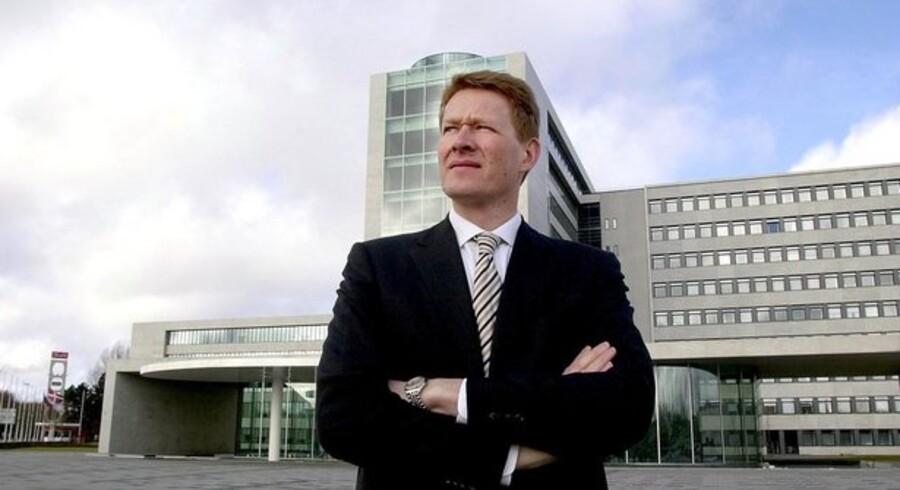 Industrigiganten Danfoss kommer ud af 2010 med overskud, forventer koncernchef, Niels Bjørn Christiansen.