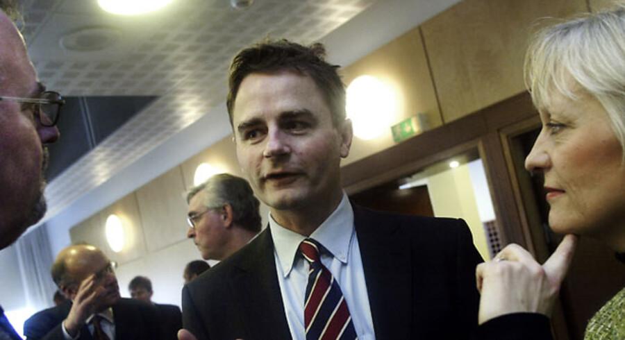 Adm. Direktør i JP/Politikens Hus, Lars Munch