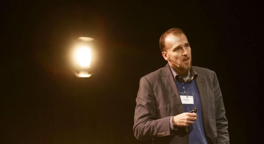 Acceleraces direktør Peter Torstensen