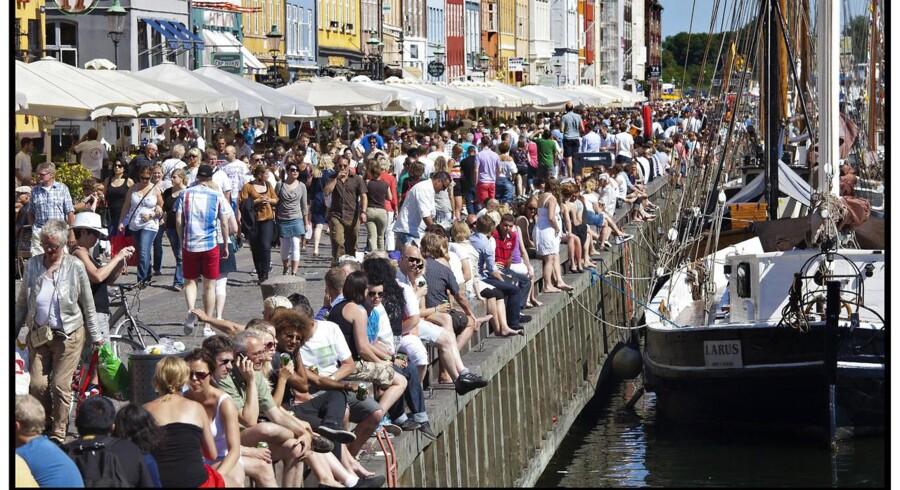 ARKIVFOTO: Det står skidt til for turismen i Danmark, viser ny kortlægning. Derfor skal det gøres billigere at holde ferie i Danmark, mener både Liberal Alliance og de Konservative, der vil sænke afgifter for blandt andet hotellerne.