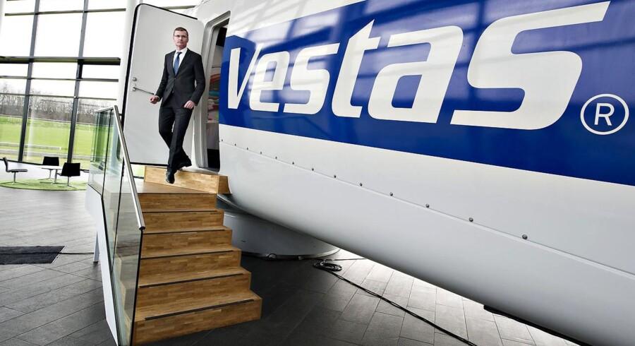 Der er forskel på kunderne hos den danske vindmøllegigant Vestas. Derfor bliver selskabets største kunder nu gjort til genstand for langt større opmærksomhed. Det skal sikre selskabet bedre økonomiske resultater. Arkivfoto.