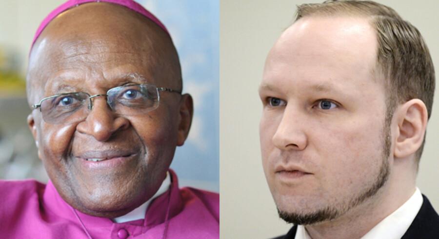 Desmond Tutu: »Gud hader ingen.«