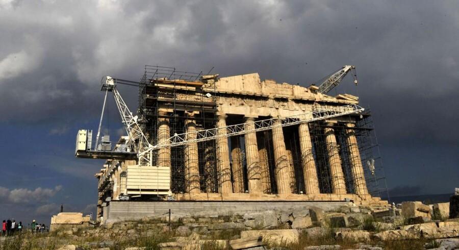 Grækenlands bankerot er uundgåelig, mener økonomerne.