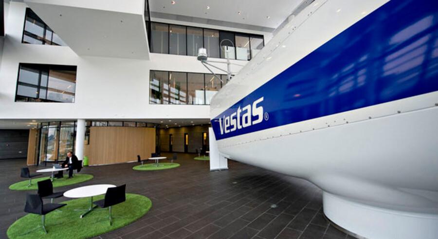 Vestas kunne have fået del i en kinesisk ordre på flere tusinde vindmøller, men kinesiske konkurrenter løb med alle kontrakterne.