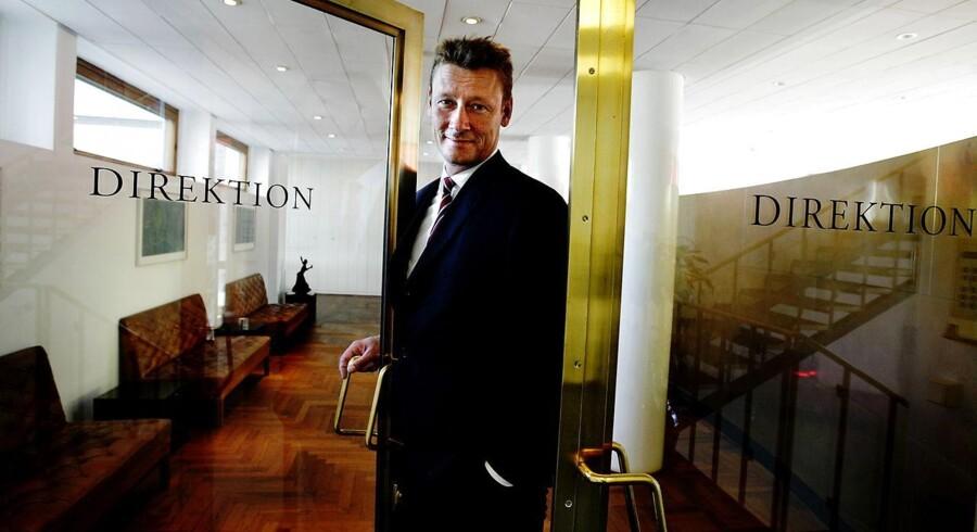 Thomas Mitchell er ny direktør for Danske Banks' »Personal Banking«.